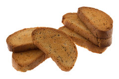 Rusks With Poppy Stock Photos