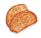 Rusks With Poppy Stock Image