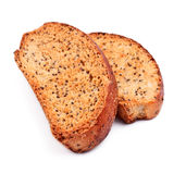 Rusks With Poppy Stock Images