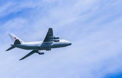 An-124-100 Ruslan (神鹰) 库存图片