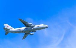An-124-100 Ruslan (cóndor) Foto de archivo libre de regalías