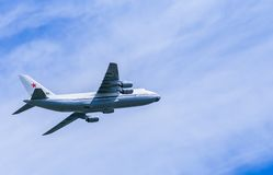 An-124-100 Ruslan (condor) Imagens de Stock