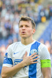 Ruslan Rotan FC Dnipro kapitan obraz royalty free