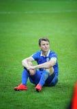 Ruslan Rotan of FC Dnipro Royalty Free Stock Photography