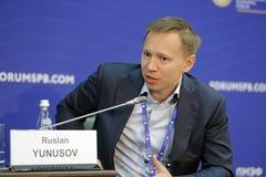 Ruslan Yunusov Lizenzfreie Stockfotografie