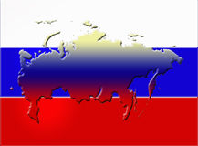 Rusland Stock Foto's