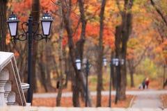 Rusland. De herfst. 60 royalty-vrije stock afbeelding