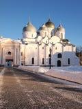 De Kathedraal van Sophia Royalty-vrije Stock Foto