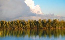 Rusland De zomer Royalty-vrije Stock Afbeeldingen