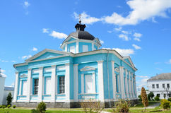 Rusland, het klooster van Geboorte van Christusbobrenev in Kolomna royalty-vrije stock foto