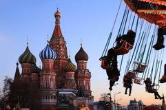 Rusland, Moskou royalty-vrije stock afbeelding