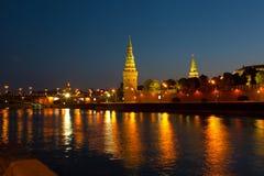 Rusland, Moskou Stock Afbeelding