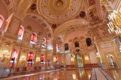 Het grote Paleis van het Kremlin stock afbeeldingen