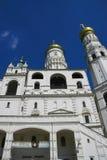 Rusland, Moskou, 2 Mei, 2011 - Ivan de Grote Klok, in Mei, sprin Royalty-vrije Stock Afbeelding