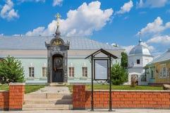Rusland Murom Aankondigingsklooster Necropool royalty-vrije stock foto's