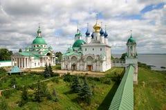 Rusland, Rostov de Grote stad Stock Afbeelding