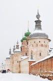 Rusland. Stad van Rostov Groot. Rostov het Kremlin royalty-vrije stock fotografie