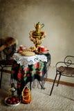Ruso Shrovetide Imagen de archivo