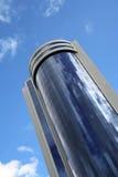 Ruspa spianatrice del cielo Fotografia Stock