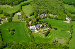 Russ Hill, Surrey, Aerial View Stock Photo