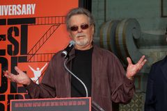 Russ Tamblyn. At the West Side Story Cast Hand and Footprint Ceremony, Chinese Theater, Hollywood, CA 11-15-11 Stock Photos