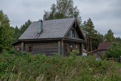 Russain Village. Stock Photography