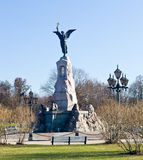 Russalka Memorial in Tallinn Royalty Free Stock Photography