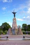 Russalka pomnik. (syrenka) Obrazy Royalty Free