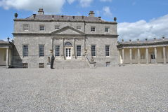 Russborough house Royalty Free Stock Photography