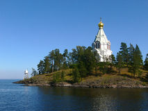 Russe d'église Images libres de droits