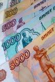 Russe d'argent Photographie stock libre de droits