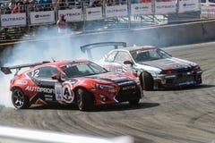 Russe d'Asia Pacific D1 Primring Grand prix 2015 Images libres de droits