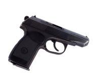 Russe de pistolet de makarov photo libre de droits