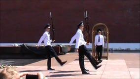 Russe März stock video footage