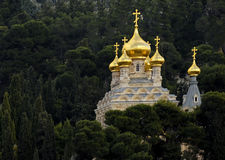 Russe orthodoxe d'église Image stock