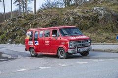 Russe-Sitzung (treffende Länder) an Fredriksten-Festung 2015 (Russe-Auto) Lizenzfreie Stockbilder