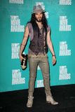 Russell Brand at the 2012 MTV Movie Awards Press Room, Gibson Amphitheater, Universal City, CA 06-03-12. Russell Brand  at the 2012 MTV Movie Awards Press Room Royalty Free Stock Images