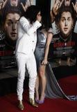 Russell Brand en Katy Perry Royalty-vrije Stock Afbeeldingen