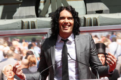Russell Brand Royalty Free Stock Images
