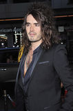 Russell Brand, Sarah Marshall Royalty Free Stock Photos