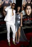 Russell Brand und Katy Perry stockbilder