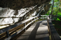 Russell Cave National Monument Royalty Free Stock Photos