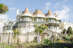 Russell-Cotes Gallery, Bournemouth Stock Photos
