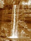 Russell Falls. Mt Field National Park, Tasmania, Australia Royalty Free Stock Photos