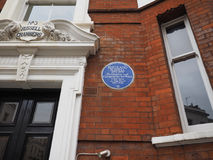 Russell-Haus in London Lizenzfreies Stockbild