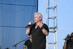 Russell Hitchcock Air Supply royalty free stock image