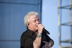 Russell Hitchcock Air Supply Stock Image