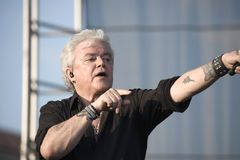 Russell Hitchcock Air Supply Royalty Free Stock Photography