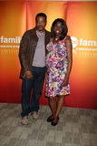 Russell Hornsby,Nicki Micheaux Stock Images