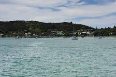 Russell (Nueva Zelanda) Fotos de archivo